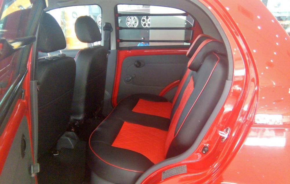Ô tô van có bị phạt tiền hay không nếu lắp thêm ghế?.
