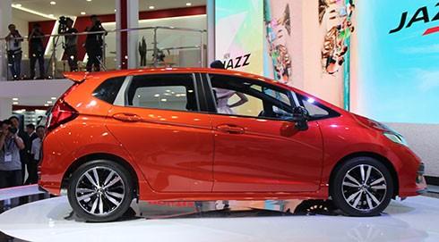 Honda Jazz - mẫu Hatchback 5 cửa lần đầu tiên được ra mắt tại Việt Nam 5.