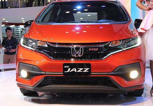 Honda Jazz - mẫu Hatchback 5 cửa lần đầu tiên được ra mắt tại Việt Nam 4.