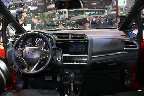 Honda Jazz - mẫu Hatchback 5 cửa lần đầu tiên được ra mắt tại Việt Nam 2.
