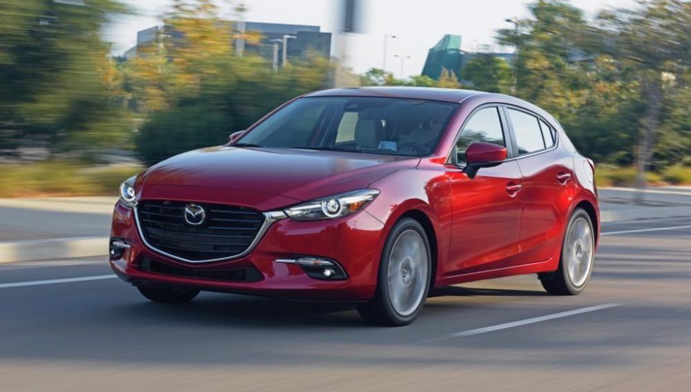 Mazda3 2018 ra mắt tại Mỹ, giá từ 19.000 USD.