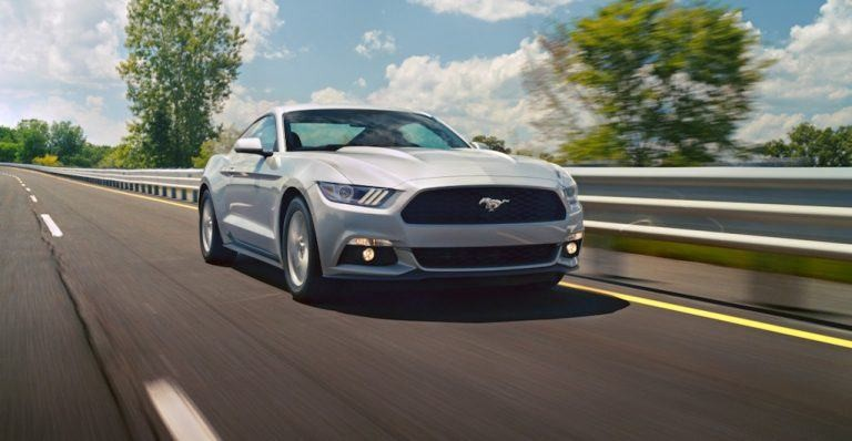 12. Ford Mustang EcoBoost.