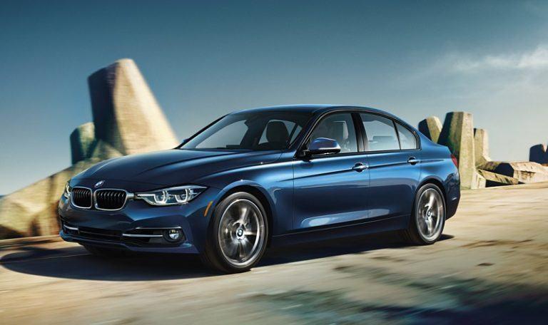 11. BMW 330i.