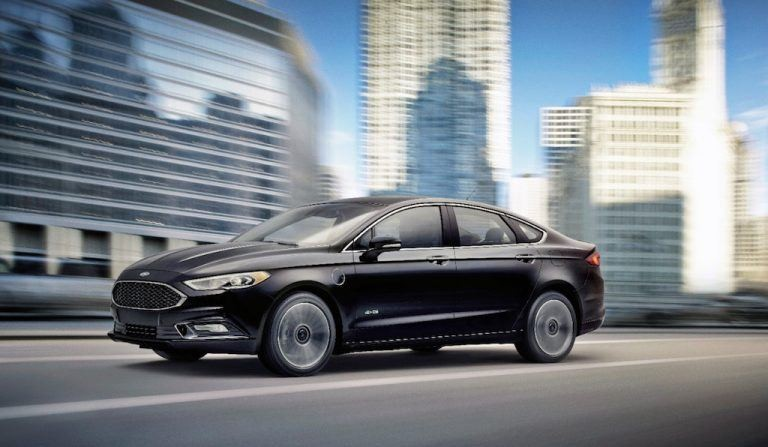 6. Ford Fusion.