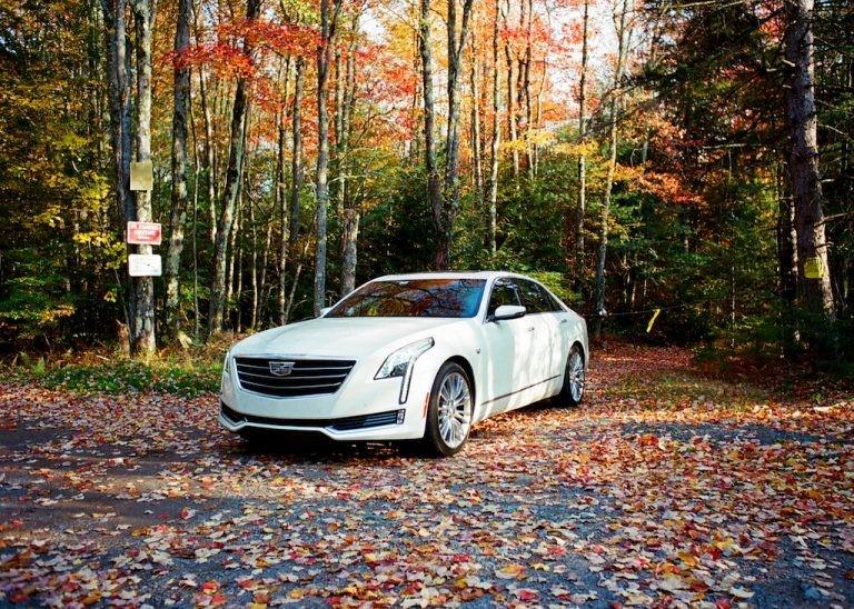 10. Cadillac CT6.