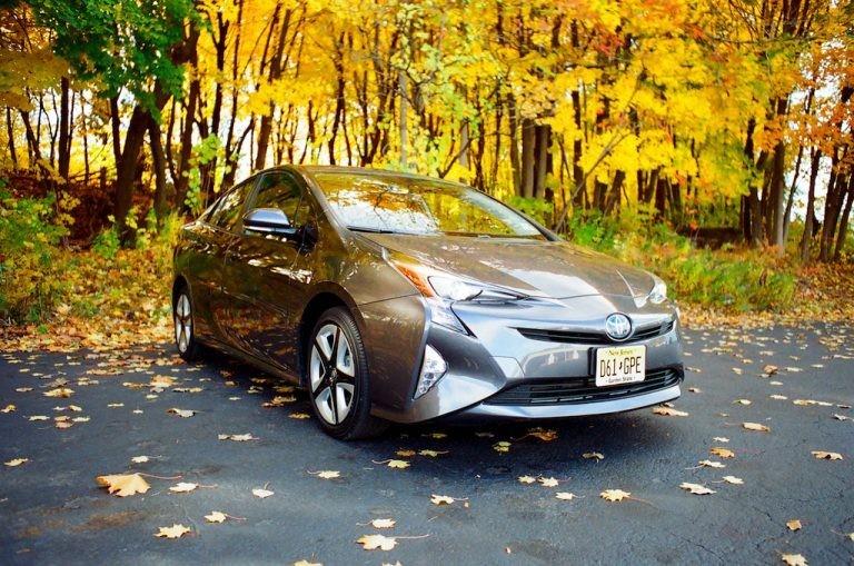 1. Toyota Prius.