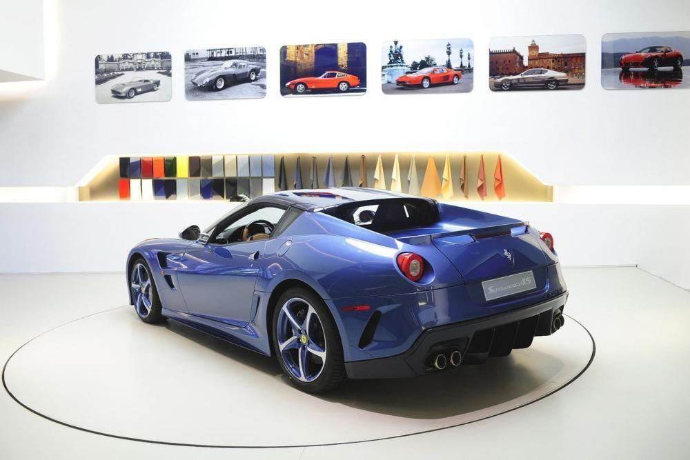 10 siêu xe Ferrari độc quyền dành cho tỷ phú 02