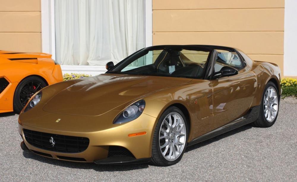 10 siêu xe Ferrari độc quyền dành cho tỷ phú 08