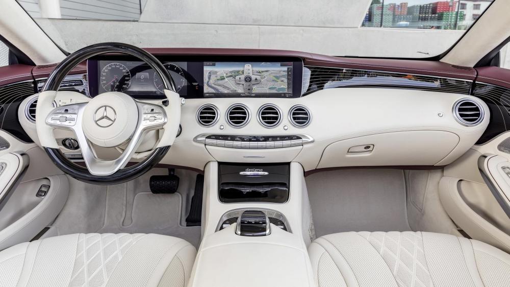 Mercedes S-Class 2018 012