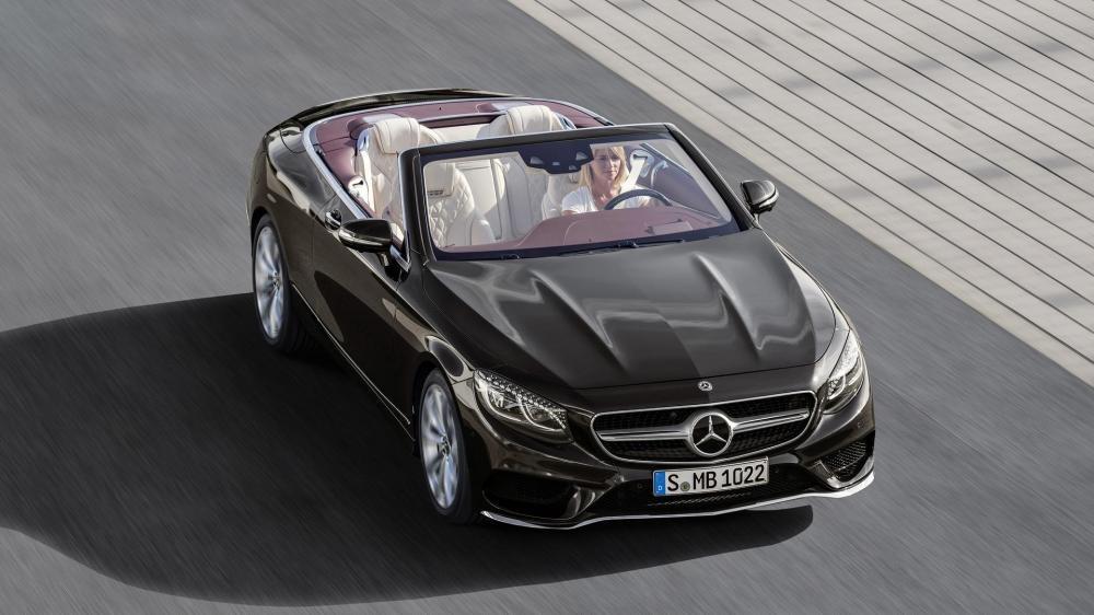 Mercedes S-Class 2018 01