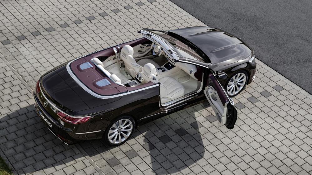 Mercedes S-Class 2018 04