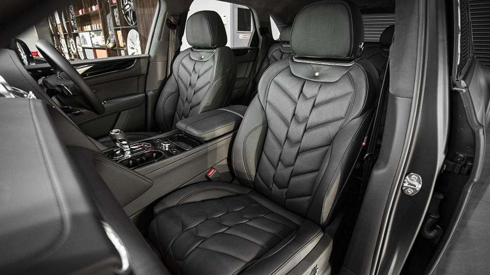 ghế trước Bentley Bentayga Le Mans Edition 7