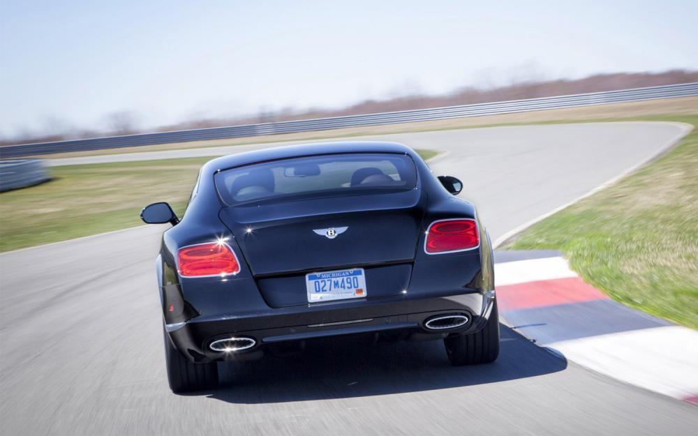 đuôi xe Bentley Bentayga Le Mans Edition 12