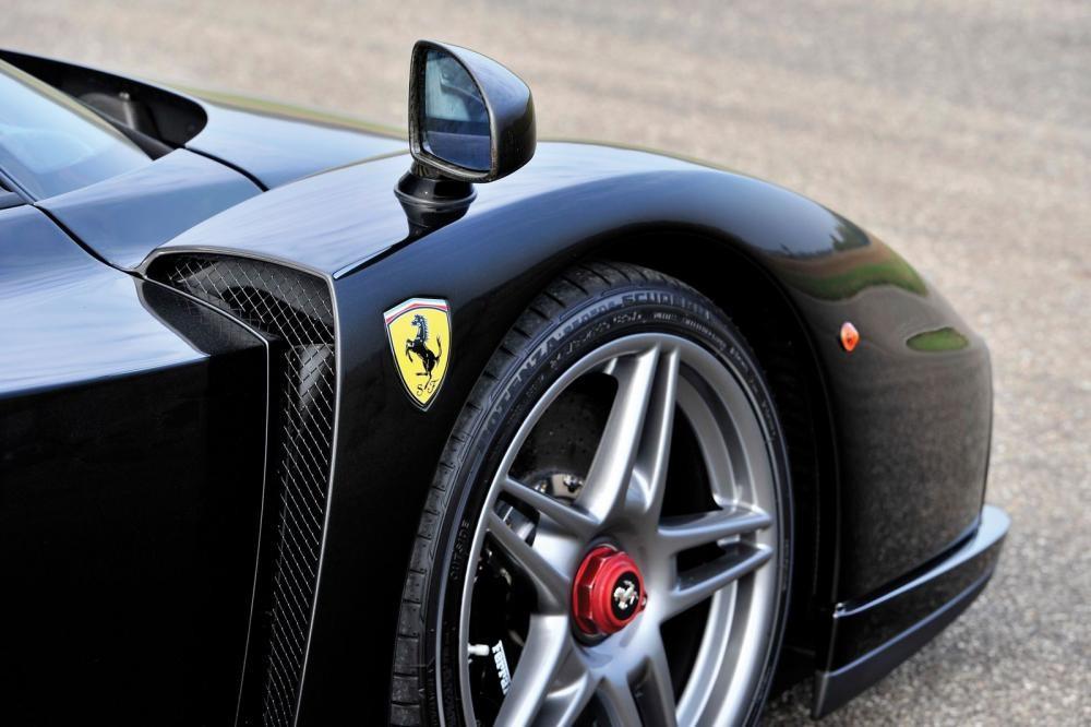 logo Ferrari Enzo 6