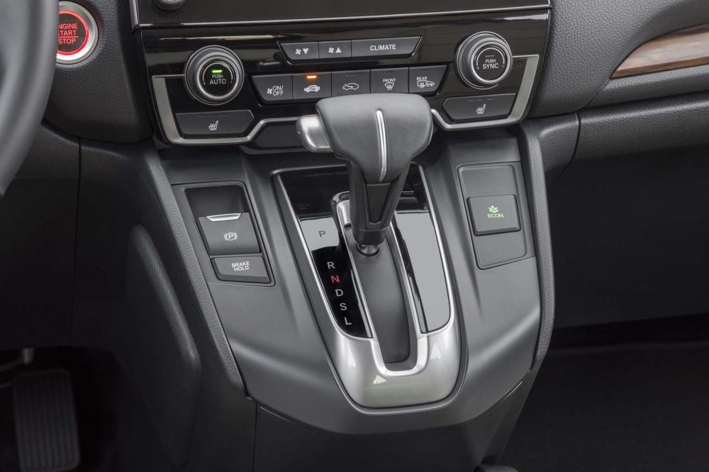 cần gạt số Honda CR-V 2017 11