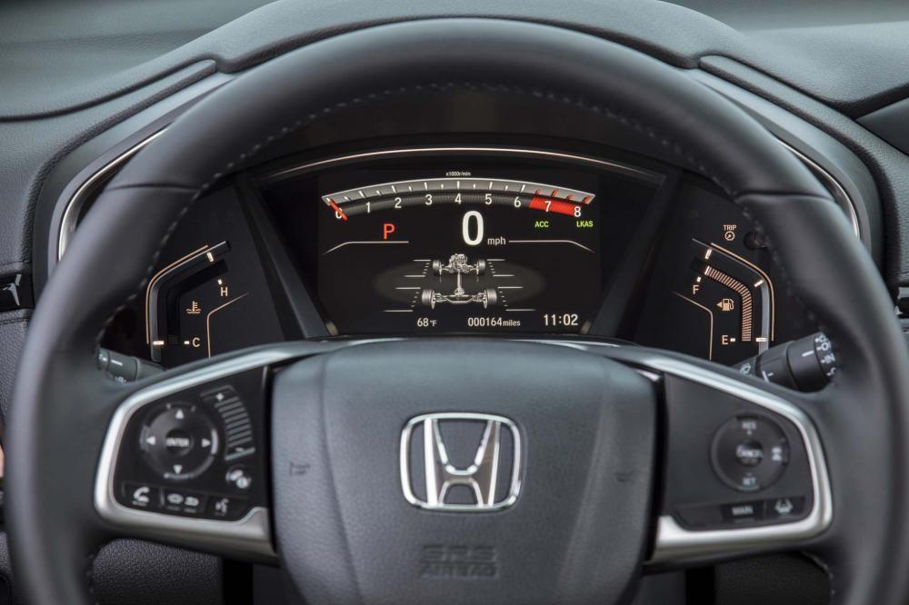 đồng hồ Honda CR-V 2017 11