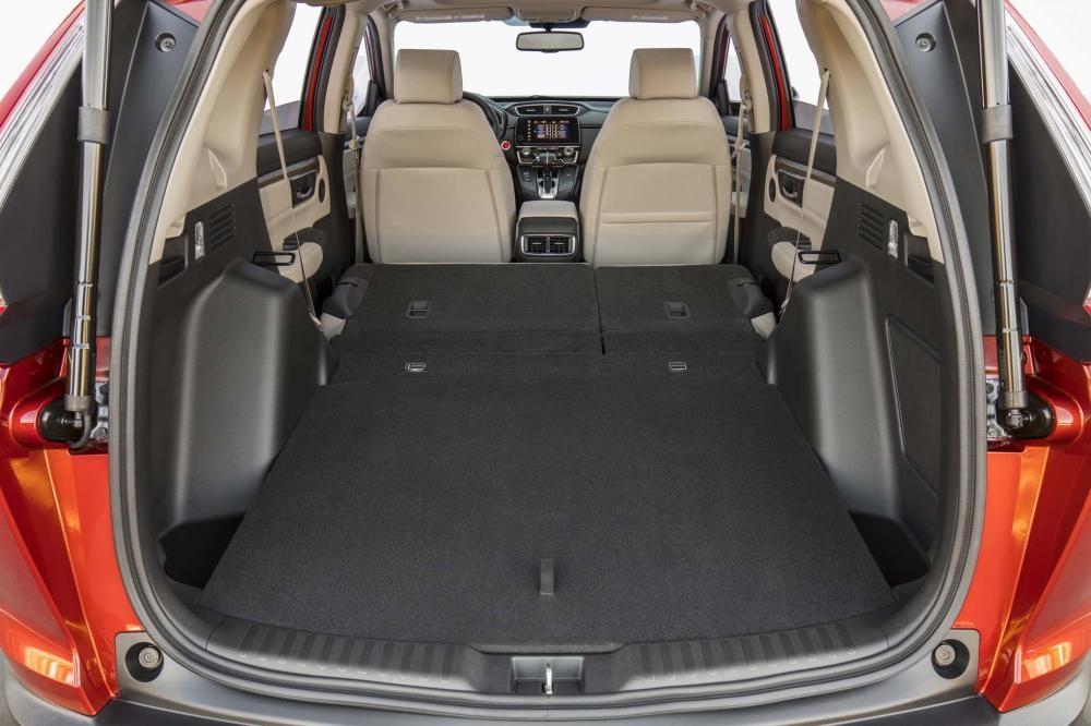 khoang hành lý Honda CR-V 2017 14