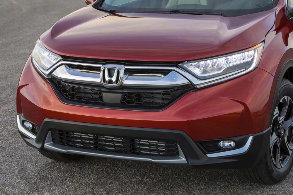 lưới tản nhiệt Honda CR-V 2017 7