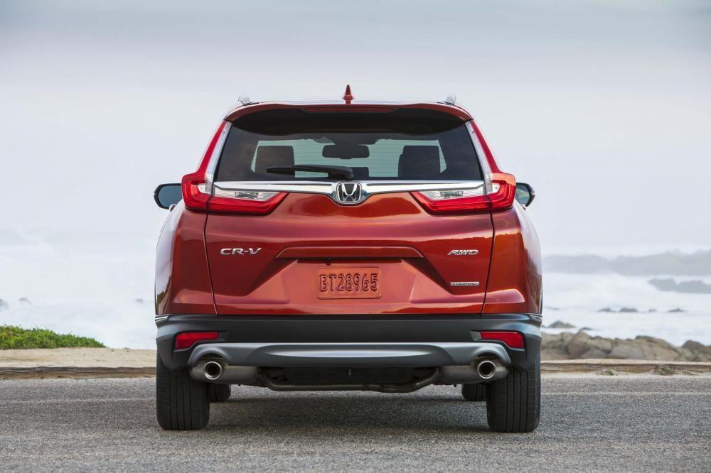 đuôi xe Honda CR-V 2017 6