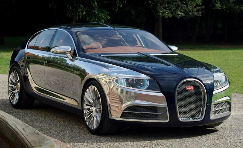 đầu xe Bugatti Galibier 1