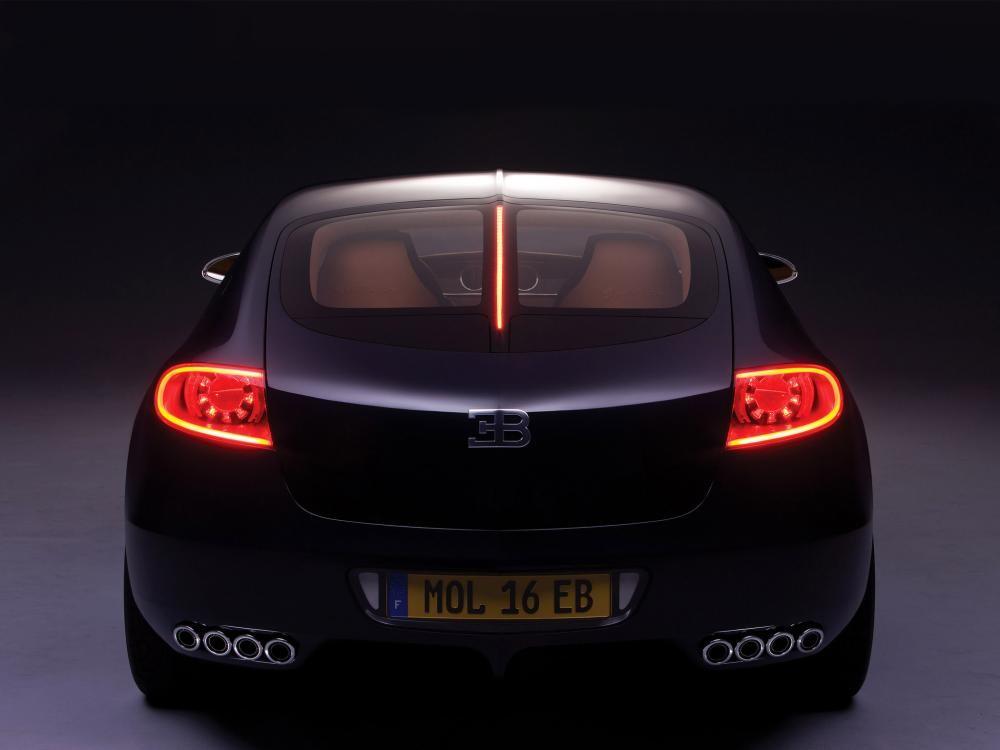 đuôi xe Bugatti Galibier 7