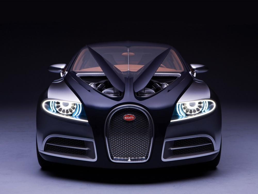 đầu xe Bugatti Galibier 2