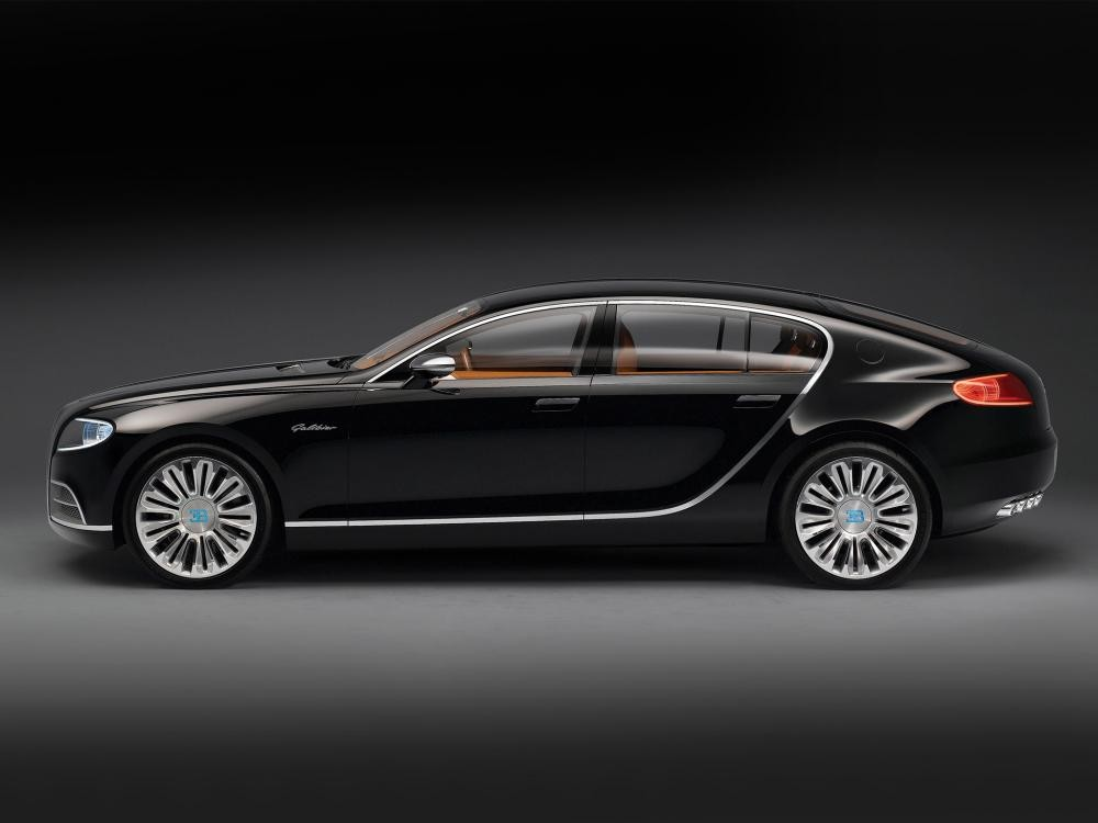 thân xe Bugatti Galibier 5