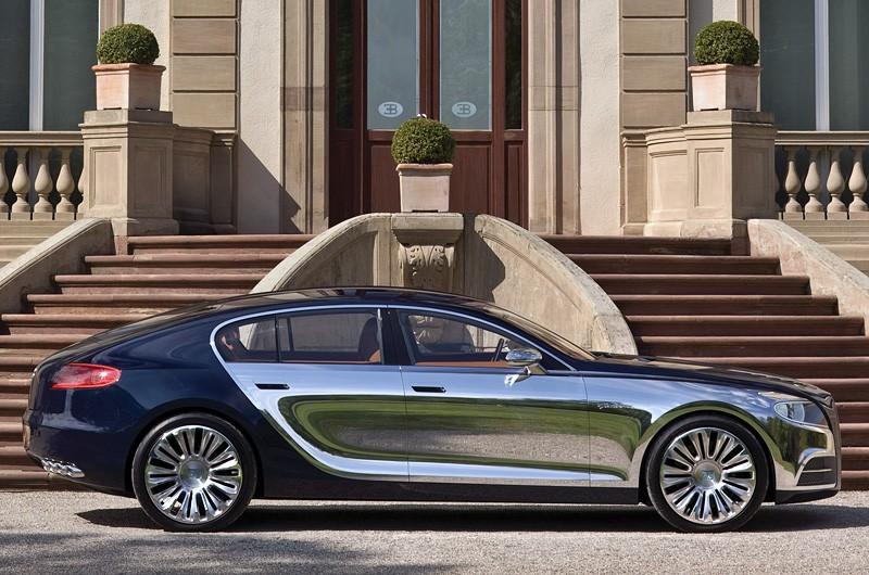 thân xe Bugatti Galibier 3