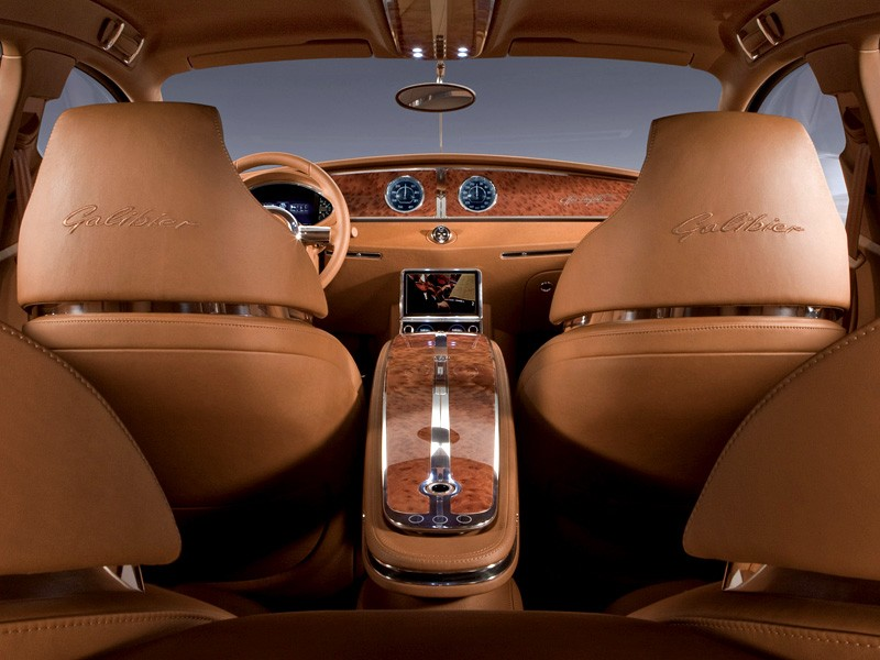 nội thất Bugatti Galibier 13