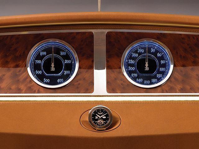 đồng hồ Bugatti Galibier 14