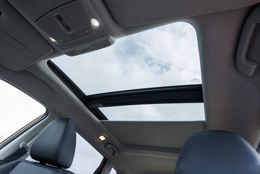 cửa sổ trời Nissan X-Trail 2018 10