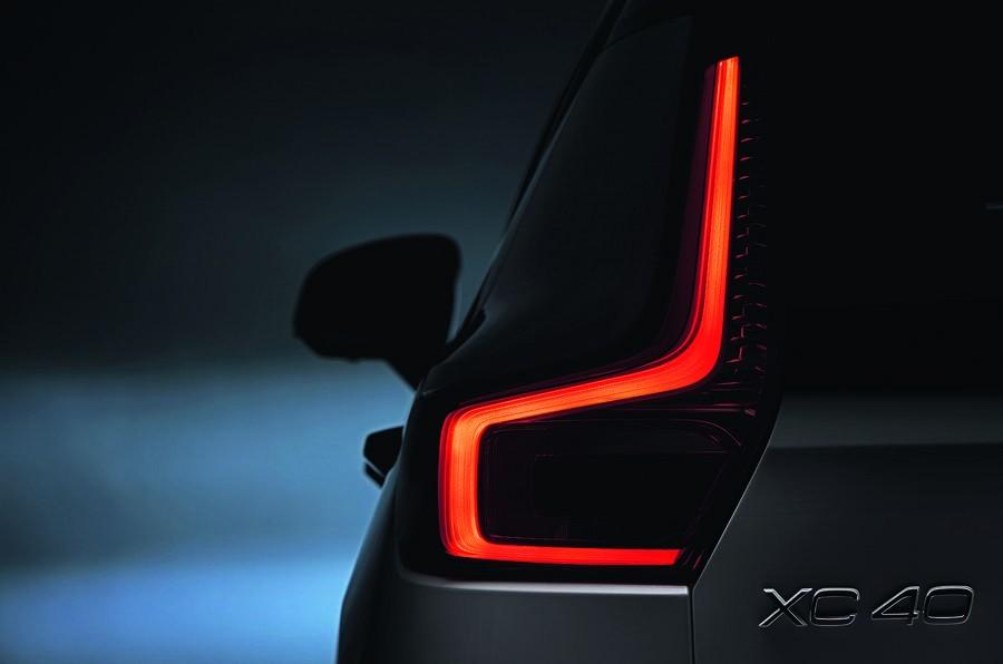 đèn xe Volvo XC40 9