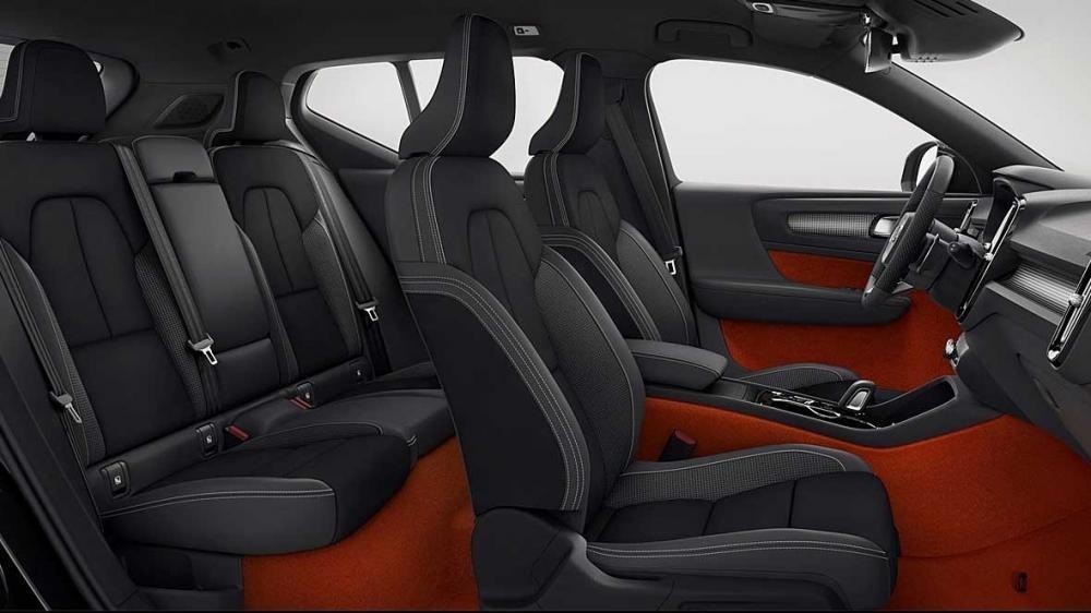 ghế xe Volvo XC40 13
