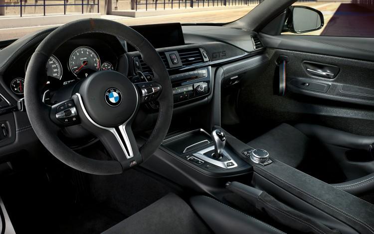 vô lăng BMW M4 GTS 10