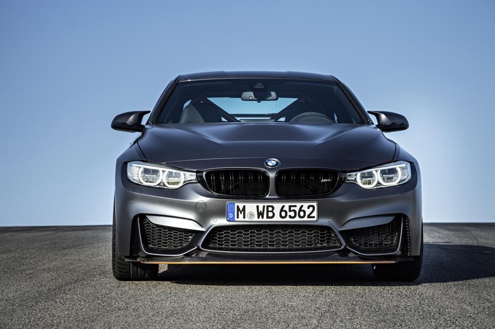 đầu xe BMW M4 GTS 1