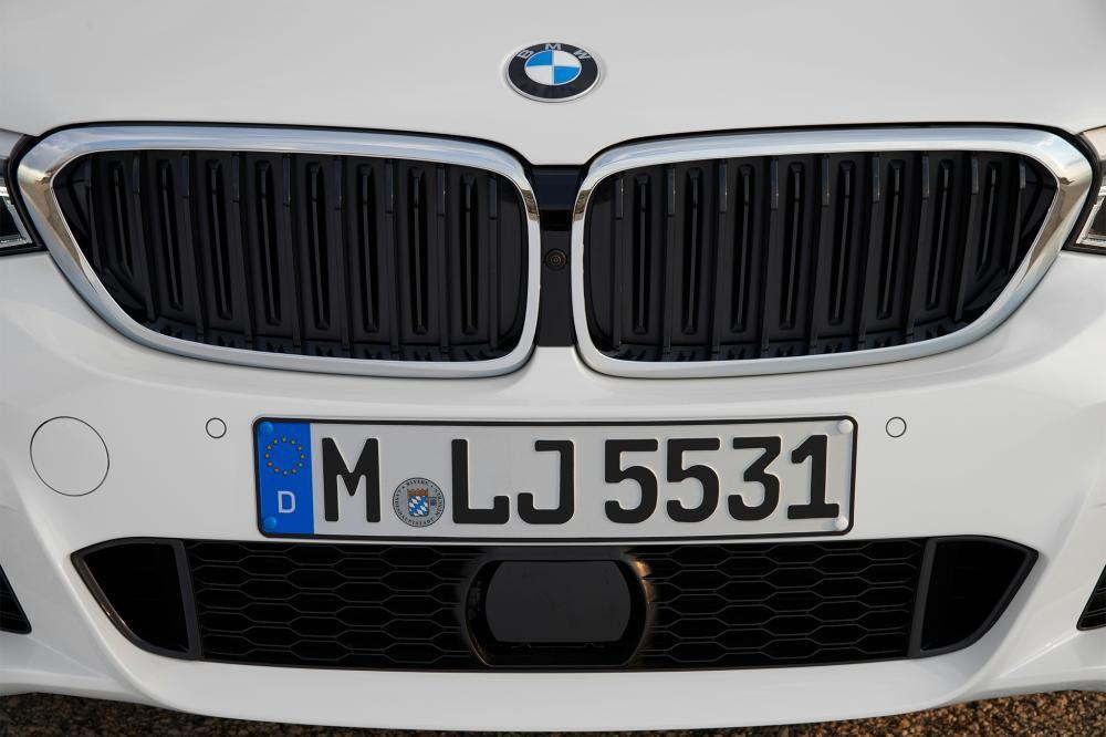 lưới tản nhiệt BMW 6-Series GT 9