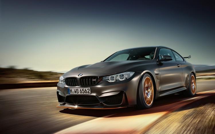 BMW M4 GTS trên đường chạy 5
