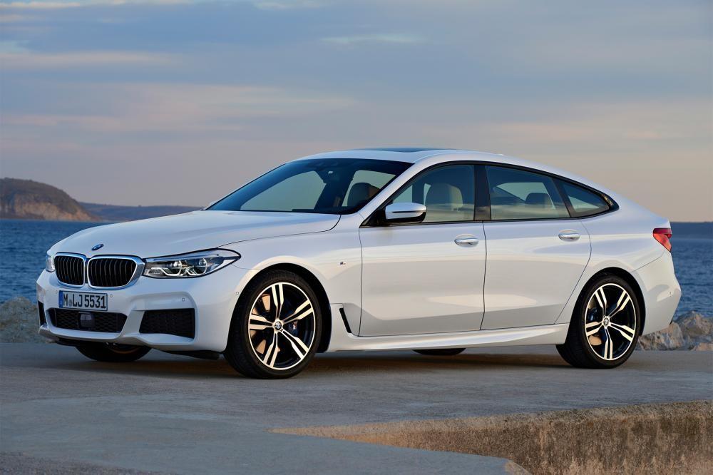 thân xe BMW 6-Series GT 3