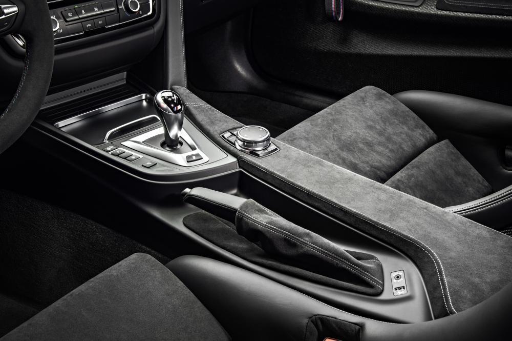 cần gạt số BMW M4 GTS 12