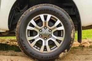 Mâm xe của Ford Ranger 2016