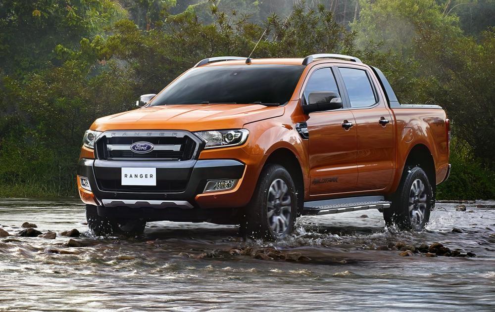 Xe bán tải Ford Ranger 2016