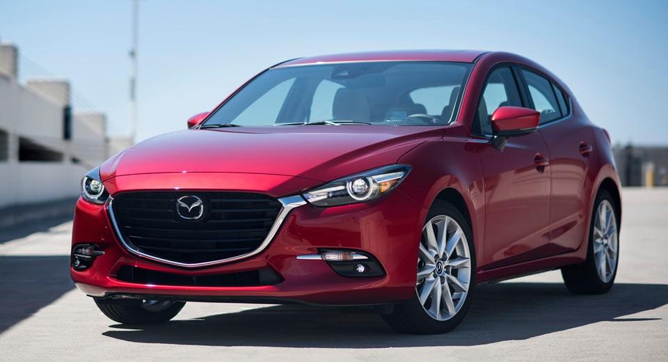 Đầu xe Mazda 3 2017 1