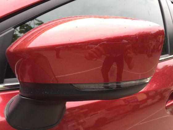 Kính chiếu hậu Mazda 3 2017 5