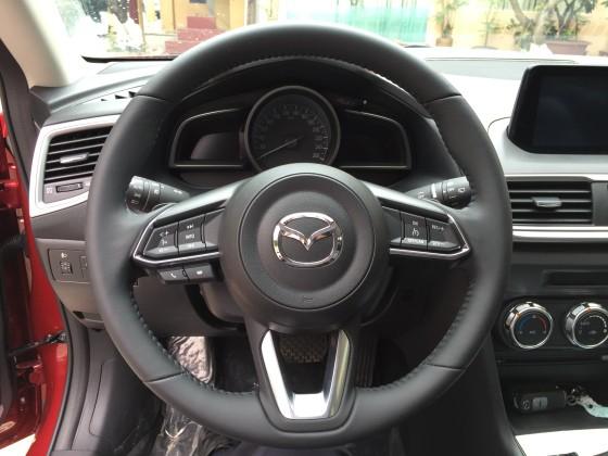 Vô lăng Mazda 3 2017 10