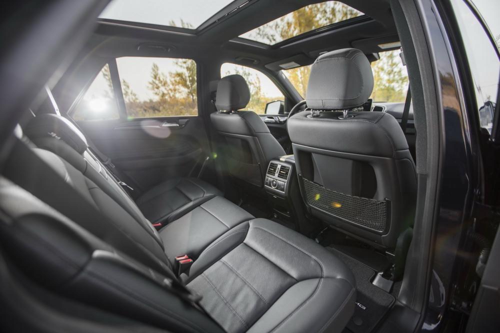 ghế sau Mercedes-AMG GLE43 12