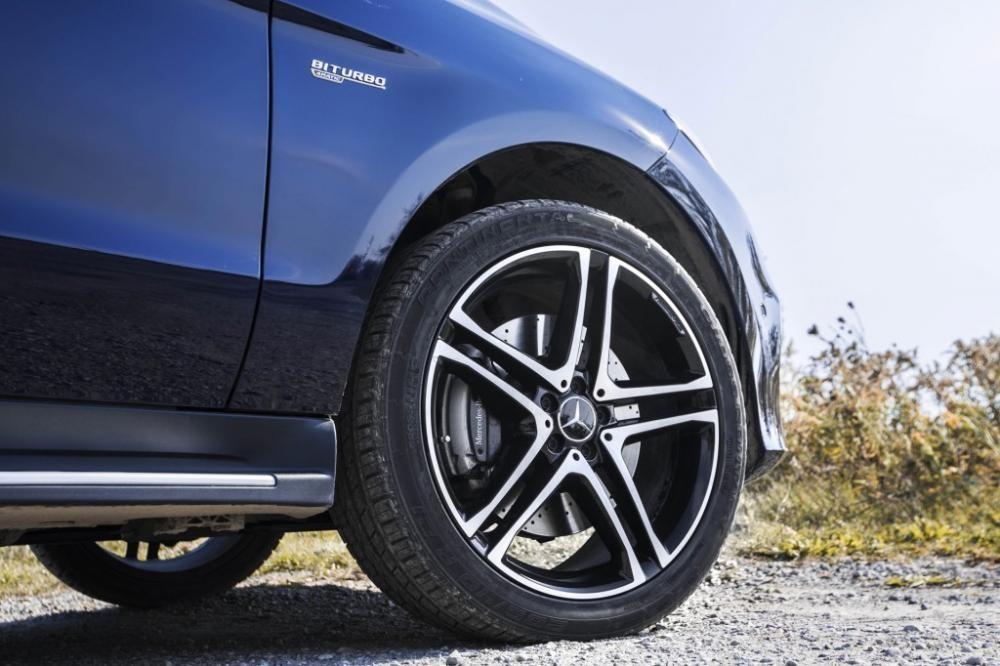 vành xe Mercedes-AMG GLE43 7