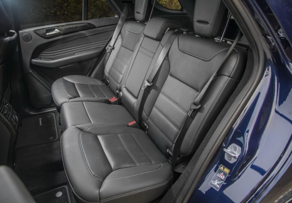 ghế sau Mercedes-AMG GLE43 13