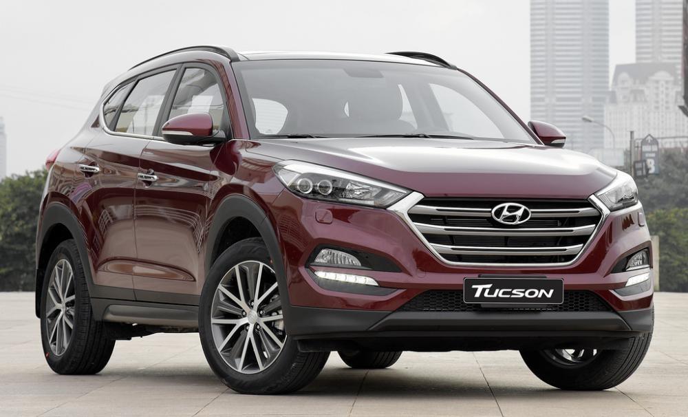 Hyundai Tucson phiên bản 2.0.