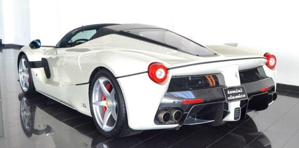 Số lượng của Ferrari LaFerrari Aperta