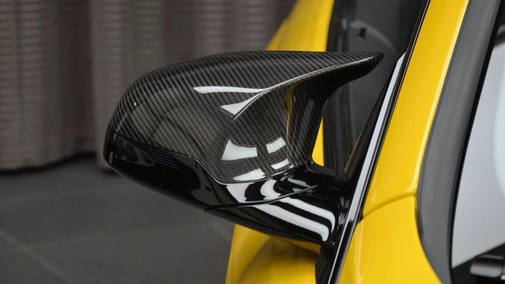 kính chiếu hậu BMW M4 Convertible Speed Yellow 9